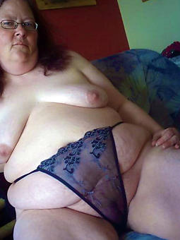 of age bbw mother tease