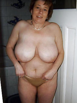 mature ladies with big chest crude pics