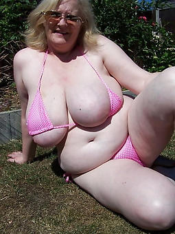 mature landed gentry in bikinis hot porn show