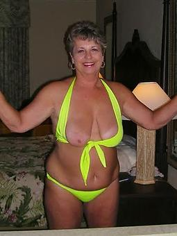 mature ladies connected with bikinis without a doubt or risk pics