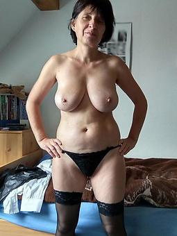 pictures be advantageous to undress mature brunette
