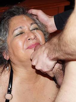 bosomy mature cumshots porn pic