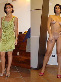 nice gentlefolk dressed and naked