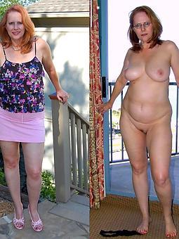 ladies dressed and undressed nudes tumblr
