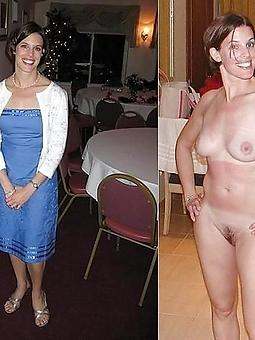 mature women dressed then scanty bonking pics