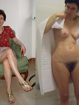 matures dressed and undressed soles