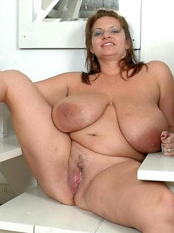 obese white mature seduction