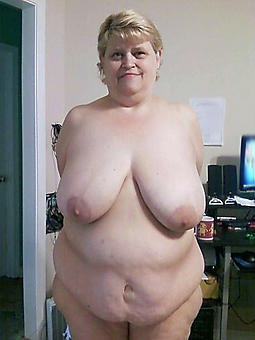 amatuer mature obese wives