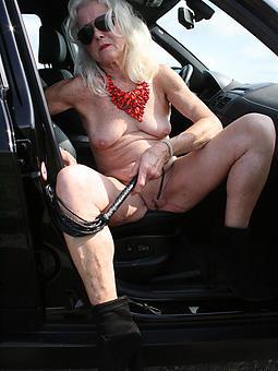 seductive nude grandma photos