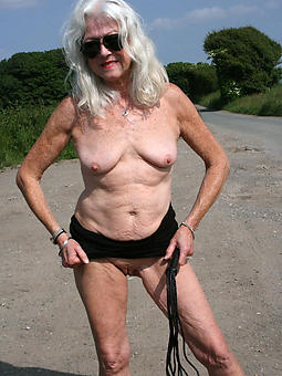perfect nude old grandma pics