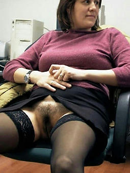 naked hairy mature lady tumblr