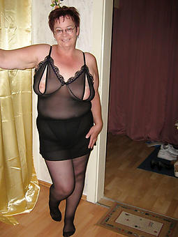 old ladies in pantyhose amature porn