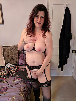 well turned out mature stockings porno pics