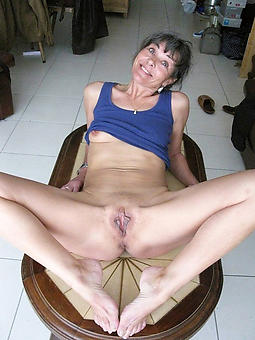 lean mature women porno
