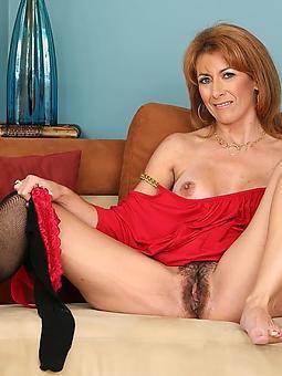 mature redhead milf porn integument