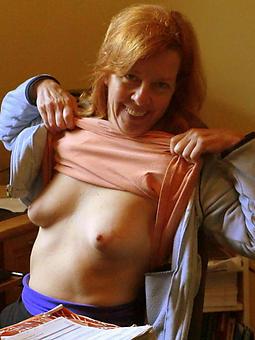 beloved X-rated redhead ladies pics