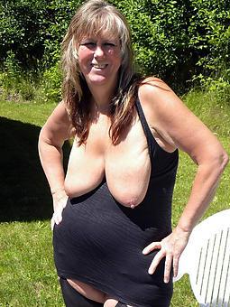 grown up women saggy interior stripping