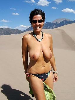 mature saggy tit Bohemian nude pics