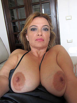 hot mature selfie seduction