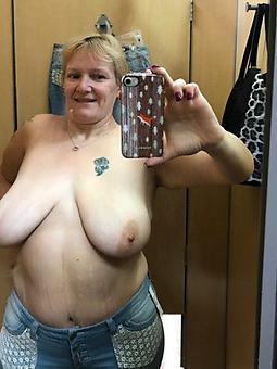 mature lady selfshots amatuer