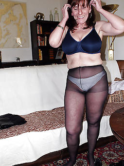 ancient ladies in pantyhose free porn pics