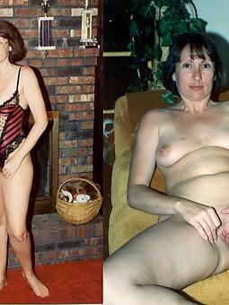 sexy gentry dressed together with undressed porn tumblr