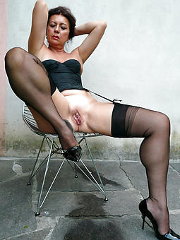 with an eye to nourisher just about heels nude pics