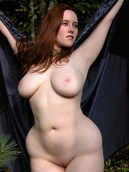 nice of age curvy women