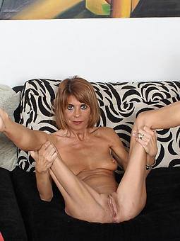emaciated mature small tits