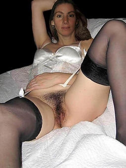 sure thing moms in stockings porn pics