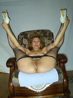 in the buff moms in heels