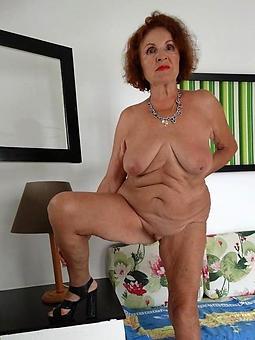non-standard beautiful nude grandmas