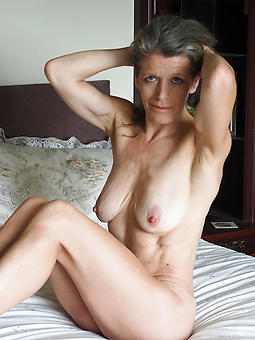 actuality pretty meagre matured women pics
