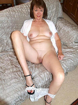 perfect handsome nude mature women