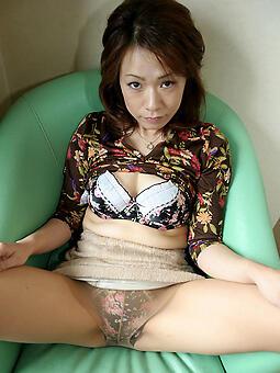 perfect asian mature woman pics