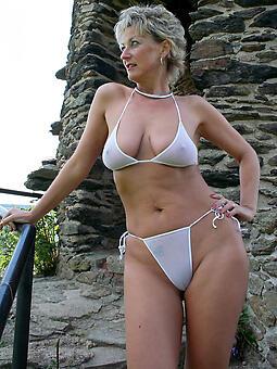 innocent mature hot milf in bikini sexy