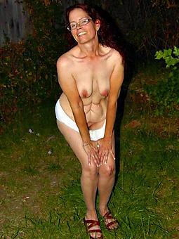 sexy hot dapper grey lady stripping