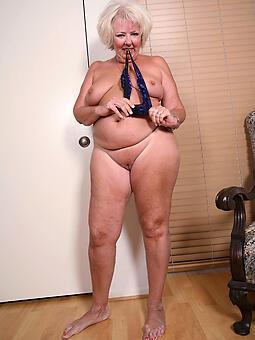hotties venerable heavy mature porn pics