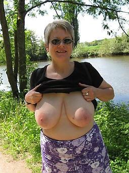 pretty grown up women tits