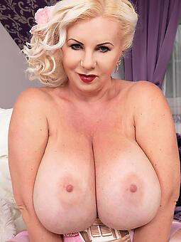 big boobs mom