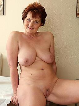 Naked old photos women mature sex