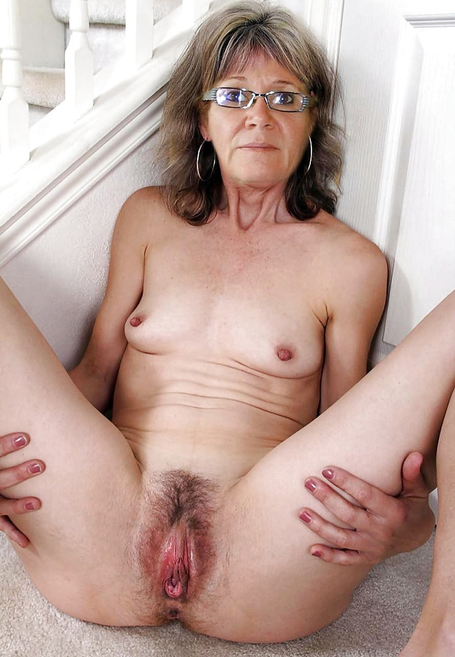 Naked granny Meet The